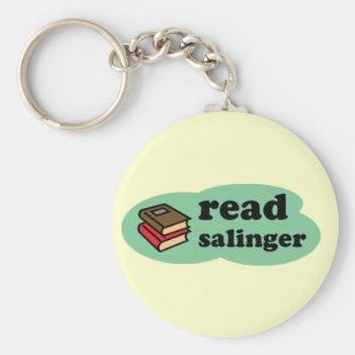 Read Salinger Basic Round Button Key Ring