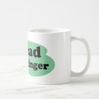 Read Salinger Coffee Mug