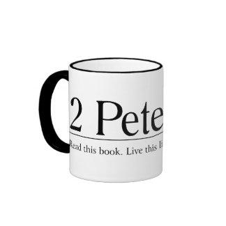 Read the Bible 2 Peter 3:8 Mug
