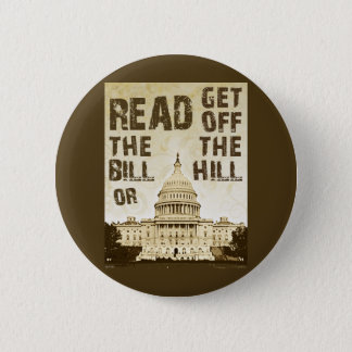 Read The Bill 6 Cm Round Badge