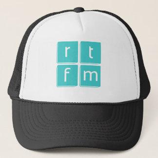 Read the Manual Trucker Hat
