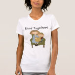 Read Together Mum and Boy Tshirts and Gifts