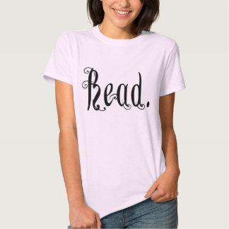 Read (Ver 2) Tshirts
