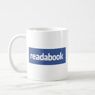 Readabook Coffee Mug