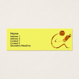 Reader Golden Profile Cards
