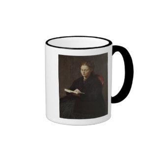 Reading, 1863 coffee mug
