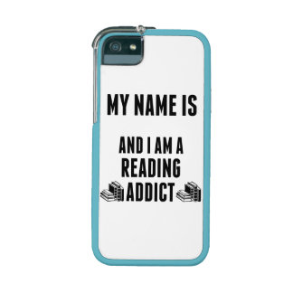 Reading Addict Cover For iPhone 5/5S