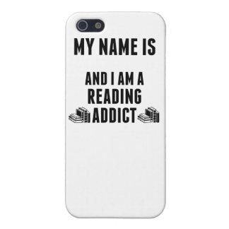 Reading Addict Cases For iPhone 5