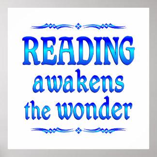 Reading Awakens Poster