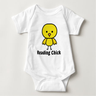 Reading Chick Shirts