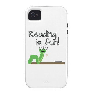 Reading Is Fun! iPhone 4/4S Cover