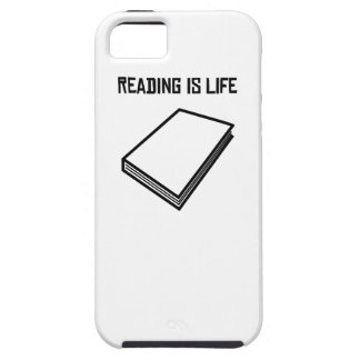 Reading Is Life iPhone 5 Covers