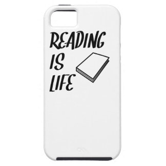 Reading Is Life iPhone 5 Cover