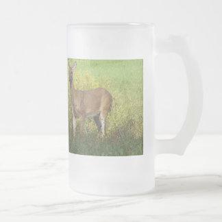 Reading Mountain Deer - Customized Mug