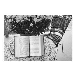 Reading Photo Print
