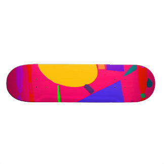 Reading Power Market Morning Shade Couple Skate Board Decks