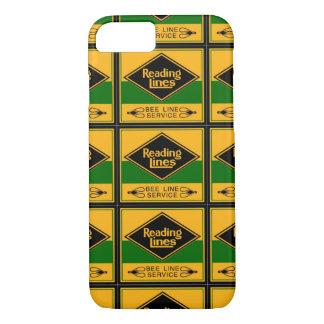 Reading Railroad,Bee Line Service iPhone 7 Cases