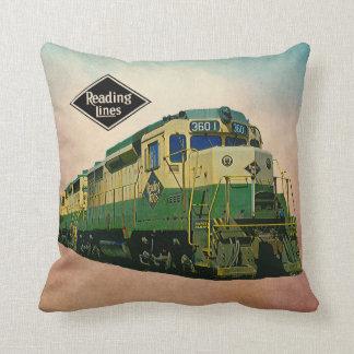 Reading Railroad GP-30 #3601 Cushion