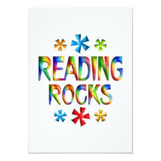 READING ROCKS CUSTOM INVITES
