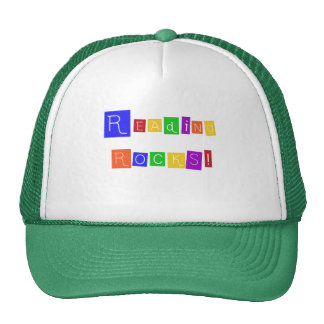 Reading Rocks TShirts and Gifts Hat