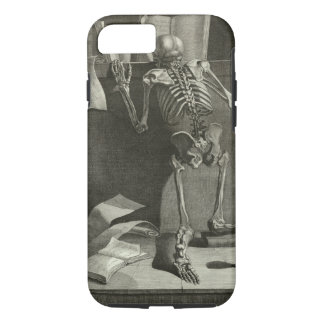 Reading Skeleton iPhone 8/7 Case