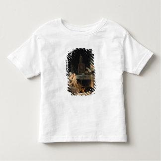Reading the Letter Toddler T-Shirt