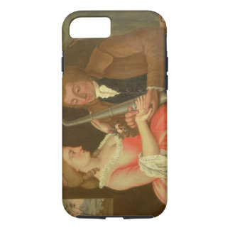 Reading the Palm (oil on canvas) iPhone 8/7 Case
