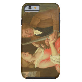 Reading the Palm (oil on canvas) Tough iPhone 6 Case