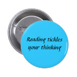 Reading tickles... button