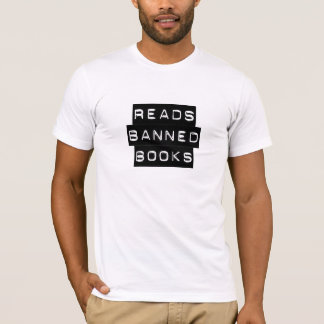 Reads Banned Books T-Shirt