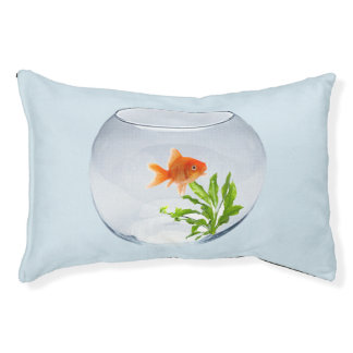 Reads for dog Goldfish Pet Bed