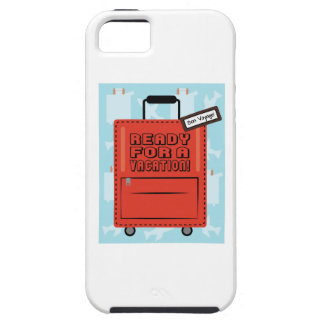 Ready for a Vacation iPhone 5 Case