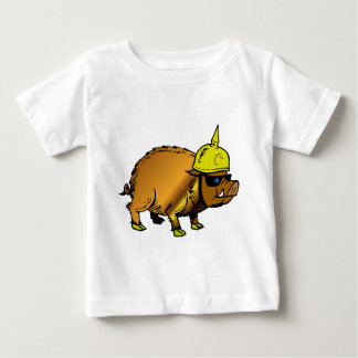 Ready for action baby T-Shirt