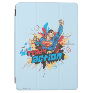 Ready for Action iPad Air Cover