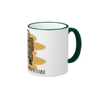 Ready For Adventure Ringer Mug