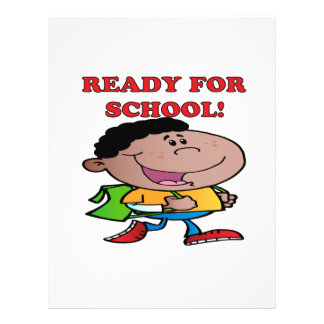 Ready For School 2 Custom Flyer