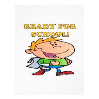 Ready For School 3 Flyers