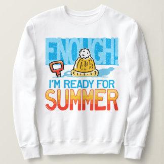 Ready for Summer Slogan Sweatshirt
