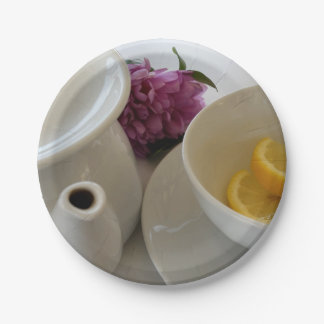 ready for tea 7 inch paper plate