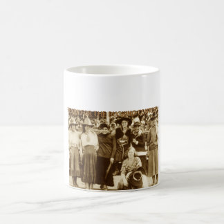 Ready For The Bucking Contest Coffee Mug