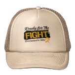Ready For The Fight Appendix Cancer Cap