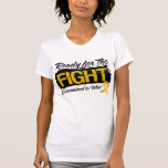 Ready For The Fight Appendix Cancer T Shirts