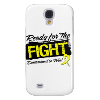 Ready For The Fight Ewing Sarcoma Galaxy S4 Cases