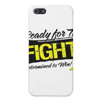 Ready For The Fight Ewing Sarcoma iPhone 5 Cases