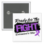 Ready For The Fight Leiomyosarcoma Cancer Badges