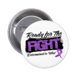 Ready For The Fight Leiomyosarcoma Cancer Button