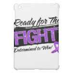 Ready For The Fight Leiomyosarcoma Cancer iPad Mini Cover
