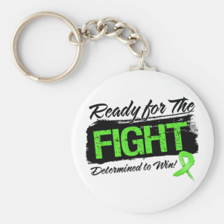 Ready For The Fight Non-Hodgkins Lymphoma Keychain
