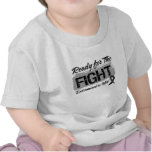 Ready For The Fight Skin Cancer T-shirt