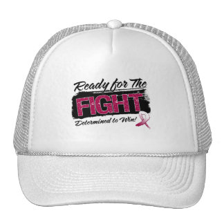 Ready For The Fight Throat Cancer Cap